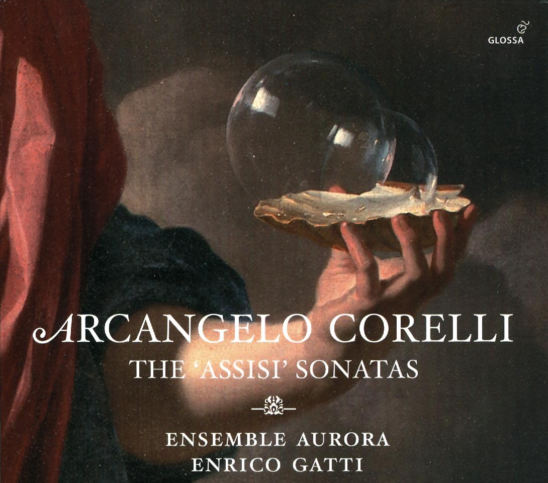 Corelli-The assisi sonatas 1
