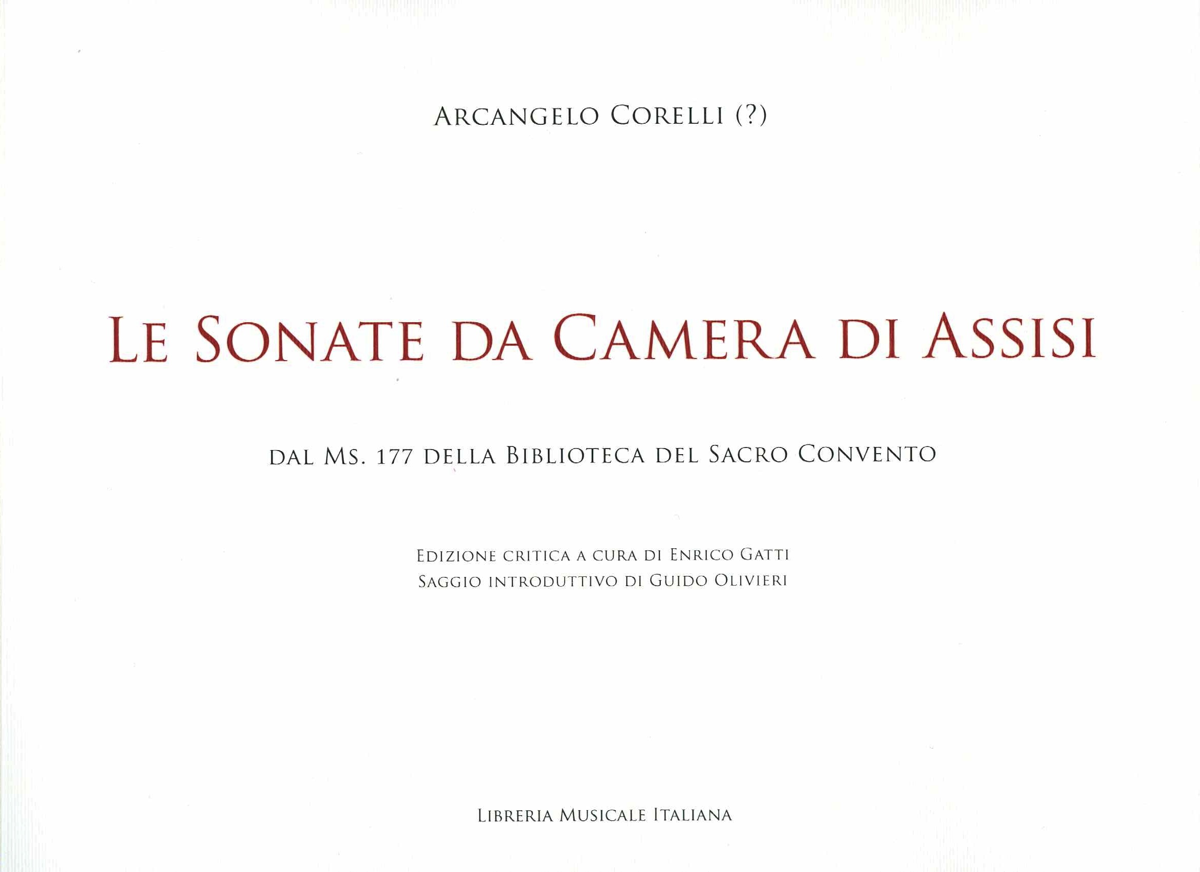 Sonate di Assisi
