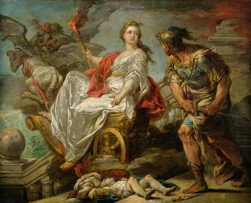 jason and medea 1759 C.van Loo